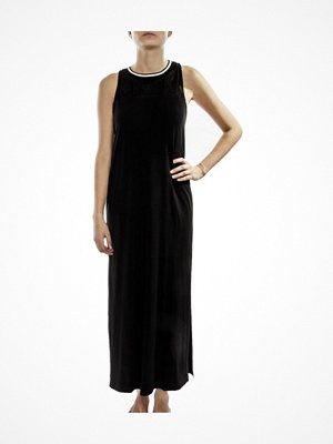 DKNY Spell It Out Maxi Chemise Black