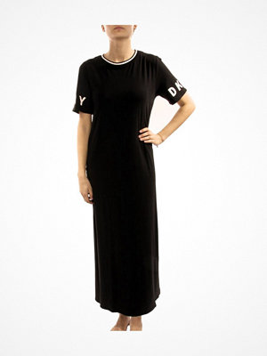 DKNY Spell It Out Sleepshirt Black