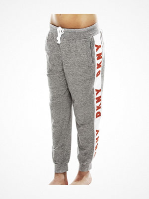 Pyjamas & myskläder - DKNY Spell It Out Jogger Grey