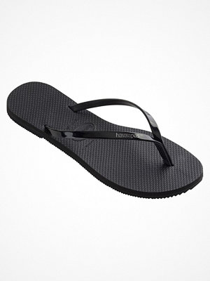 Tofflor - Havaianas You Metallic Black