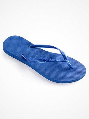 Tofflor - Havaianas Slim Blue