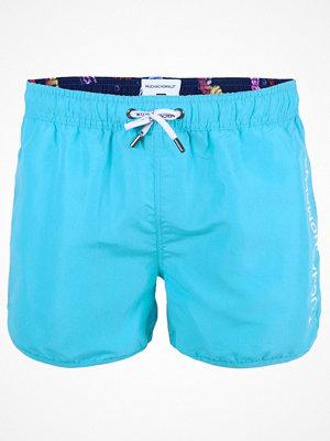 Badkläder - Muchachomalo Swim Solid Boardshort Turquoise