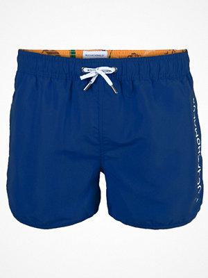 Badkläder - Muchachomalo Swim Solid Boardshort Navy-2