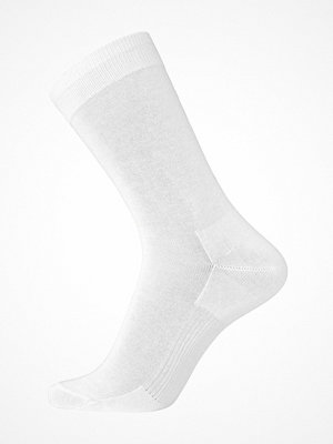 Strumpor - Egtved Cotton Socks White