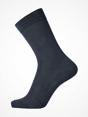 Egtved Cotton Socks Darkblue