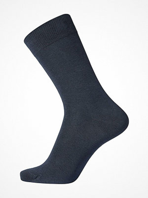 Egtved Pure Cotton Socks Darkblue