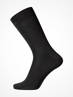 Egtved Pure Cotton Socks Black