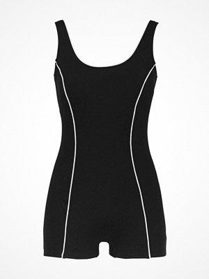 Baddräkter - Trofé Trofe Swimsuit Sailor Look Black