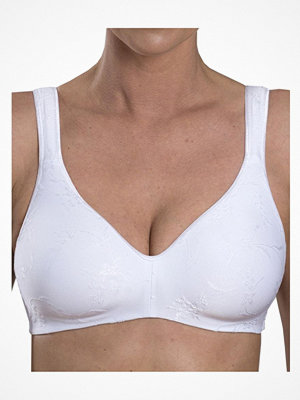 Trofé Trofe Emma Wireless Bra White