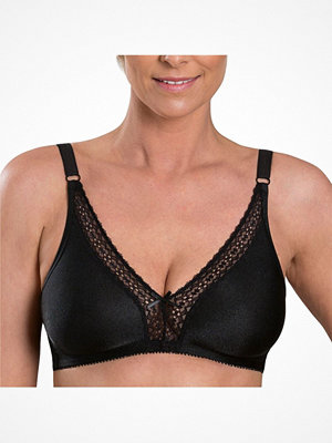 Trofé Trofe Katja Wireless Bra Black