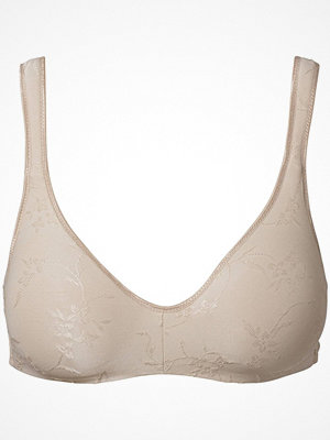 Trofé Trofe Emma Wireless Bra Beige