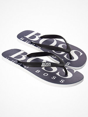 Hugo Boss Wave Thong Sandals Darkblue