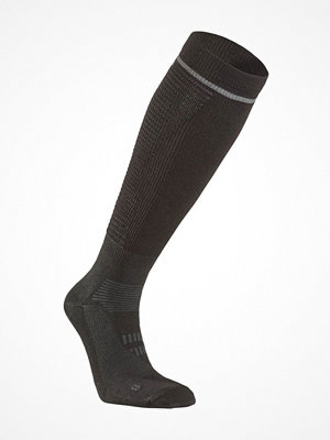 Seger Running Thin Compression Black