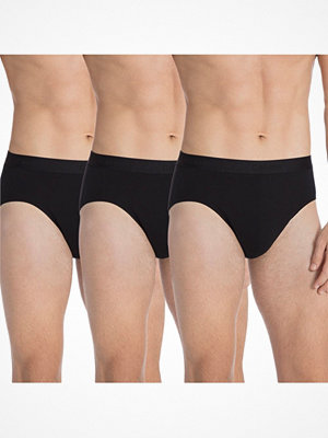 Calida 3-pack Natural Benefit Brief Black
