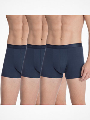 Calida 3-pack Natural Benefit Boxer Darkblue