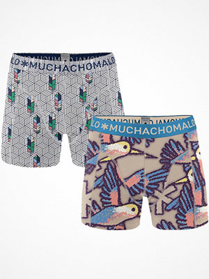 Muchachomalo 2-pack Free Like A Bird Boxer Multi-colour