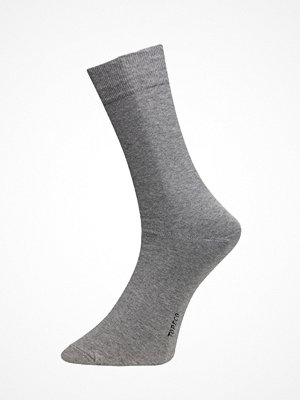 Topeco Mens Classic Socks Plain Grey