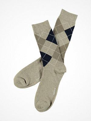 Topeco Mens Classic Sock Argyle Sand