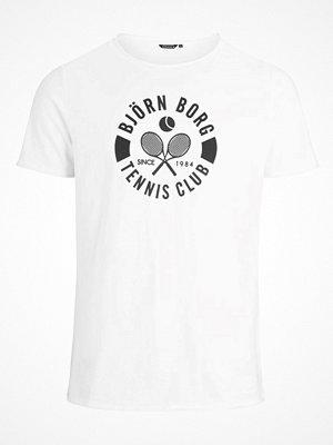 Pyjamas & myskläder - Björn Borg Tennis Club Summer Tee  White