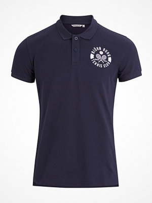 T-shirts - Björn Borg Tennis Club Summer Polo  Darkblue