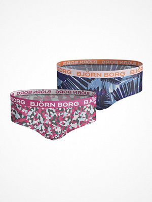 Björn Borg 2-pack Arrows and Summer Hipster For Girls  Pattern-2