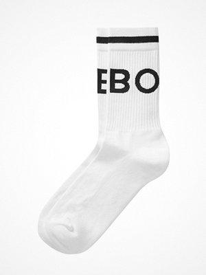Strumpor - Björn Borg Stripe Socks White
