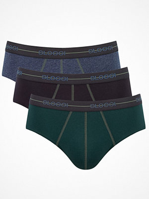 Sloggi 3-pack Men Start Midi C3P Darkgreen