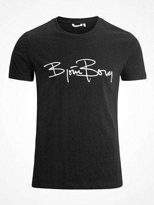 Björn Borg Signature Logo Tee Black