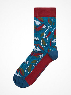 Björn Borg NY Greenery Socks Red Pattern-2