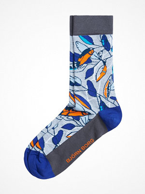 Björn Borg NY Greenery Socks Blue Pattern