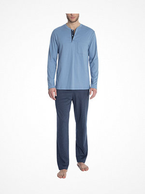 Calida Garry Pyjama Blue
