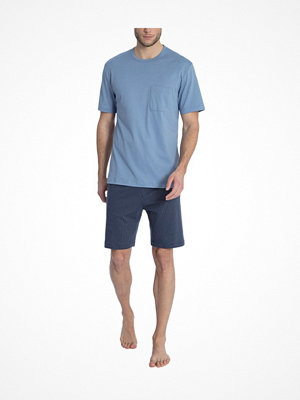 Calida Garry Short Pyjama Blue