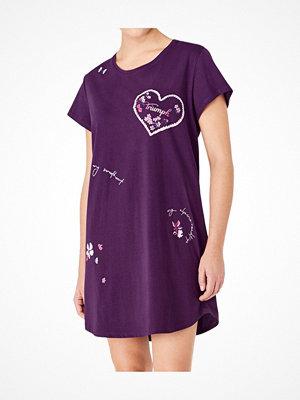Triumph Everyday Nightdresses NDK 01 Deep purple
