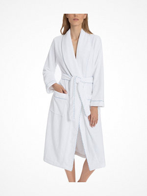 Morgonrockar - Calida After Shower Bathrobe White