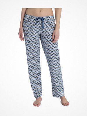 Pyjamas & myskläder - Calida Favourites Trend 3 Pants Blue Pattern