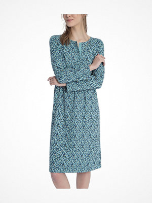 Calida Nadia Nightdress Blue Pattern