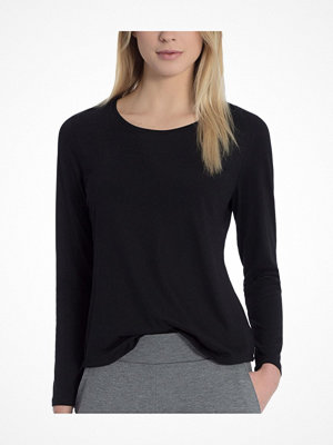 Calida Favourites Essentials Shirt Long Sleeve 037 Black