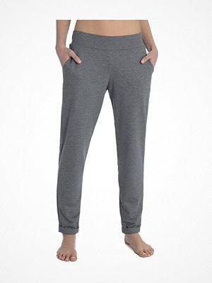 Calida Favourites Essentials Pants W Side Pockets Darkgrey