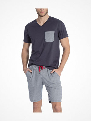 Calida Kolia Short Pyjama Darkblue