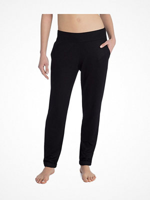 Calida Favourites Essentials Pants W Side Pockets Black