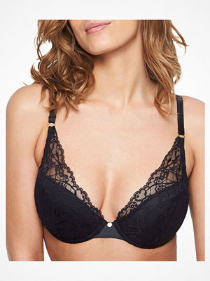 Chantelle Segur Push-up Bra Black
