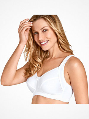 Miss Mary of Sweden Miss Mary Happy Days Non-Wired Bra White