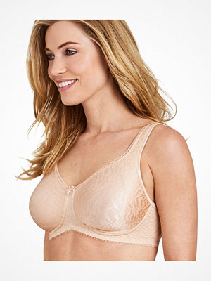 Miss Mary of Sweden Miss Mary Waves Bra With Wire Straps Beige