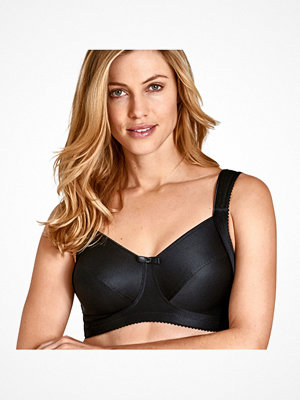 Miss Mary of Sweden Miss Mary Happy Days Non-Wired Bra Black
