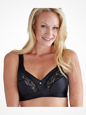 Swegmark Organic Exclusive 2 Soft Bra Black