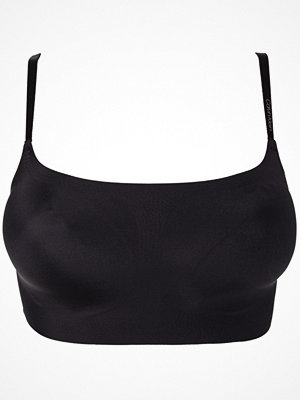 Calvin Klein Invisibles Retro Bralette Black