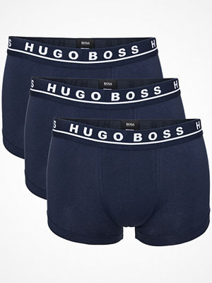 Hugo Boss 3-pack Cotton Stretch Boxers Darkblue