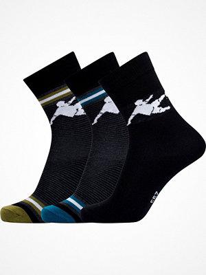Strumpor - CR7 Cristiano Ronaldo 3-pack Boys Socks Grey/Black