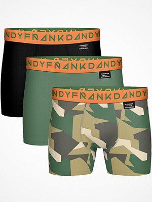 Frank Dandy 3-pack x ALX TM Mixed Boxers Multi-colour