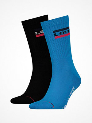 Levi's 2-pack 120SF Sportswear Regular Cut Socks Blue/Lightblue